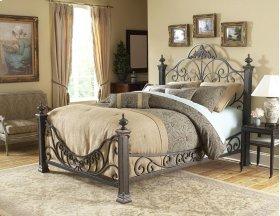Baroque Bed - QUEEN