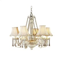 Chateau Brittany Chandelier