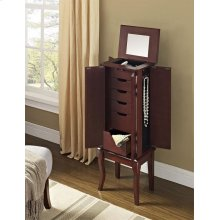 Marseilles Java & Mirror Jewelry Armoire