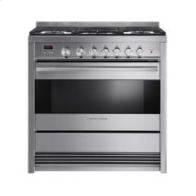 "Gas Range, 36"" *Discontinued Model*"