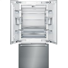 36-Inch Built-in Panel Ready French Door Bottom Freezer