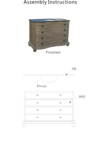 Vanity Chest Product Image