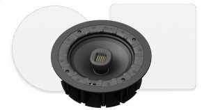 "Invisa 650 6-1/2"" Round In-Ceiling/In-Wall Loudspeaker (ea)"