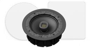 """Invisa 650 6-1/2"""" Round In-Ceiling/In-Wall Loudspeaker (ea)"""