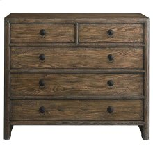 Burley Brown Peninsula Chest