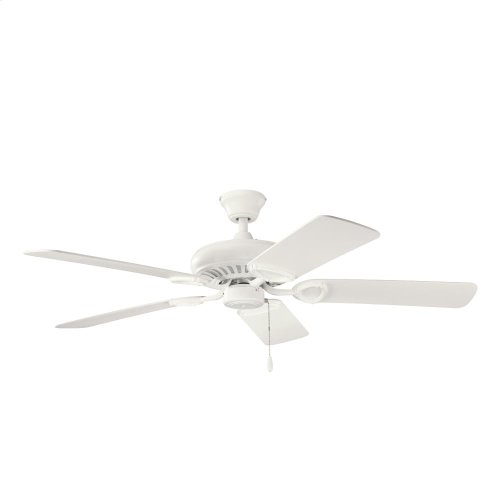 "Sutter Place 52"" Collection 52 Inch Sutter Place Fan OBB"