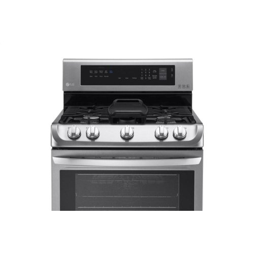 6.3 cu. ft. Gas Single Oven Range with ProBake Convection®, EasyClean® and Warming Drawer