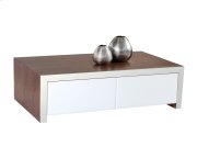 Lauderdale Coffee Table - White Product Image