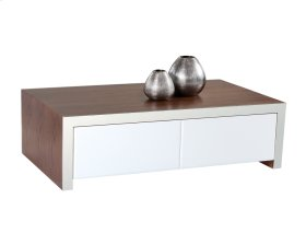 Lauderdale Coffee Table - White