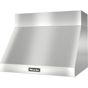MieleWall ventilation hood for perfect combination with Ranges and Rangetops.