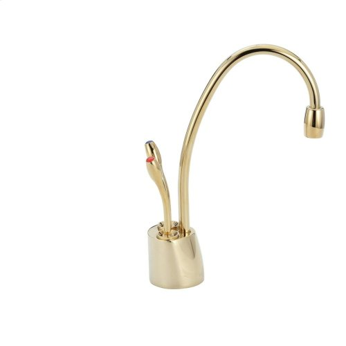 Indulge Contemporary Hot/Cool Faucet (F-HC1100-French Gold)