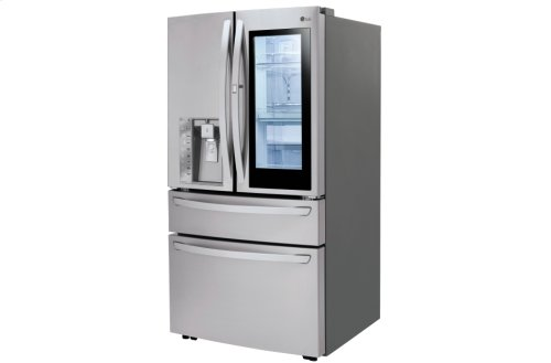 23 cu. ft. InstaView Door-in-Door® Counter-Depth Refrigerator