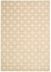 Hollywood Shimmer Ki101 Bisqu Rectangle Rug 5'3'' X 7'5''