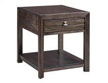 Montreat Drawer End Table