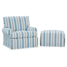 Cindy Slipcover Chair