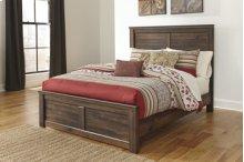 Queen Panel Bed (Headboard, Footboard, Rails)