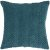 "Additional Velvet Luxe P-0279 22"" x 22"" Pillow Shell with Polyester Insert"