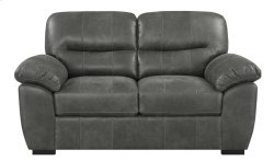 Emerald Home Nelson Loveseat Charcoal U3472-01-03 Product Image