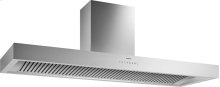 Wall-mounted Hood 400 Series Stainless Steel Width 160 Cm