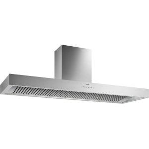 """Gaggenau400 series 400 series wall hood stainless steel Width 5 7/8"""" (160 cm)"""