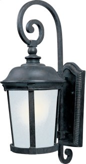Dover LED 1-Light Outdoor Wall Lantern