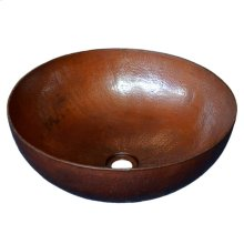 Maestro Round in Antique Copper