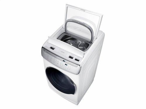 WV9900 6.0 Total cu. ft. FlexWash Washer