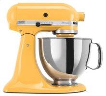 Artisan® Series 5 Quart Tilt-Head Stand Mixer - Buttercup