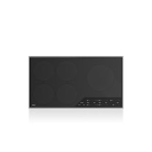 "36"" Transitional Framed Induction Cooktop"