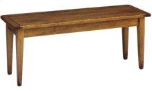 Canterbury Bench