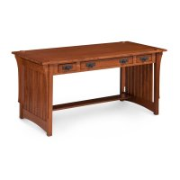 """Grant Writing Desk, 64""""w Product Image"""