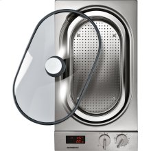 Vario 200 Series In-counter Steamer Stainless Steel Control Panel Width 12 ''