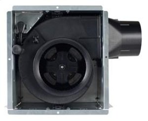 InVent Series 80 CFM 2.0 Sones Finish Pack with Metal Grille