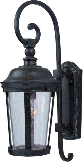 Dover Cast 1-Light Outdoor Wall Lantern