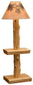 Floor Lamp - Natural Cedar Product Image