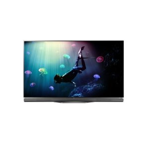 "LG AppliancesE6 OLED 4K HDR Smart TV - 55"" Class (54.6"" Diag)"