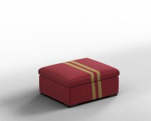 Storage Ottoman, Customer Owned Material