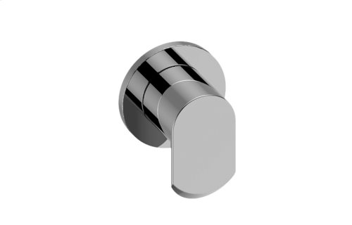 Phase M-Series 2-Way Diverter Valve Trim with Handle