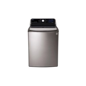 LG Appliances5.7 Cu.Ft. Mega Capacity Top Load Washer With TurboWash(R) Technology
