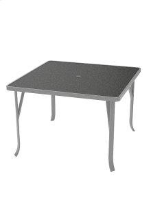 "Raduno 42"" Square HPL Dining Umbrella Table (ADA Compliant)"