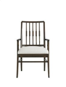 Crestaire-Savoy Arm Chair in Porter
