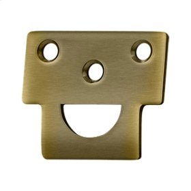 Universal Strike, Solid Brass - Antique Brass