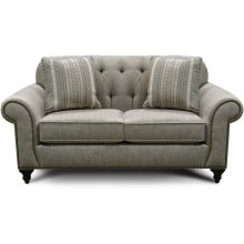 Evan Loveseat with Nails 8N06N