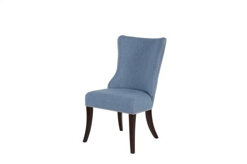 Side Chair, Blue