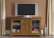 TV Console - 54 Inch - Oak Product Image