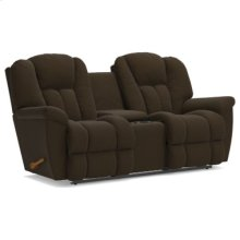 Maverick Reclina-Way® Full Reclining Loveseat w/ Console