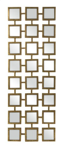 Kingsley Rectangle Wall Mirror