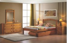 Twin Trundle Bed (sold separately)
