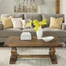 Hawthorne - Coffee Table - Barnwood Finish Product Image