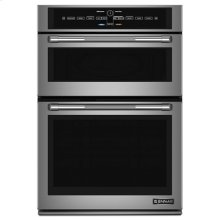 """Pro-Style® 30"""" Microwave/Wall Oven with V2 Vertical Dual-Fan Convection System"""